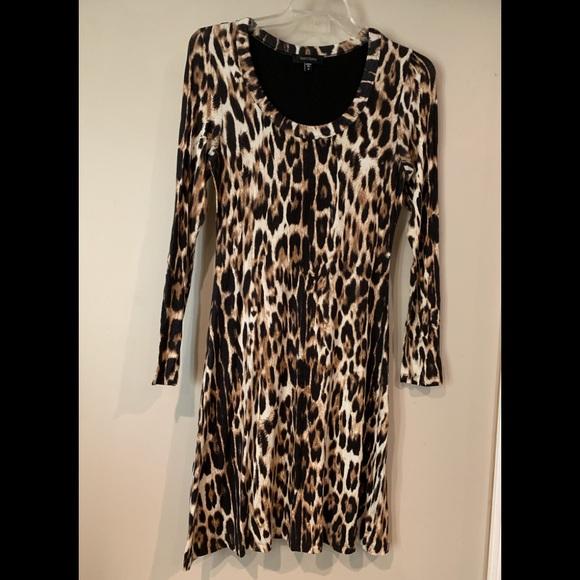 Karen Kane Dresses & Skirts - Karen Kane Animal Print soft knit dress